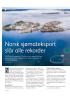 Norsk sjømateksport slår alle rekorder