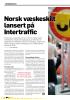 Norsk væskeskilt lansert på Intertraffic