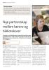 Nye partnerskap mellom lærere og bibliotekarer