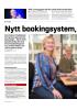 Nytt bookingsystem, app og medlemskort