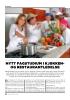 NYTT FAGSTUDIUM I KJØKKENOG RESTAURANTLEDELSE
