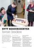 NYTT RESSURSSENTER favner bredere