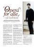 Opera for alle - på kaffebar
