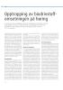 Opptrapping av biodrivstoffomsetningen på høring