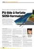 På tide å forlate SOSI-formatet
