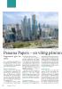 Panama Papers - en viktig påminnelse