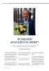 PIONEEREN ARILD KROGH HEDRET