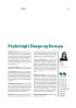 Psykologi i Norge og Europa