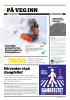 Pukk og asfalt i skjønn forening i Kongsberg