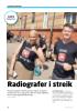 Radiografer i streik