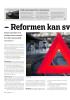 - Reformen kan svekke sikkerheten