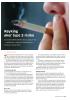 Røyking øker type 2-risiko