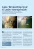 Søker totalentreprenør til undervannsprosjekt