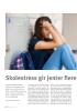 Skolestress gir jenter flere helseplager