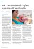 Snart kan blodprøvene fra nyfødtscreeningen bli lagret for alltid