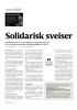 Solidarisk sveiser
