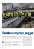 Staticus styrker seg på fasader i Norge