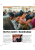 Sterke møter i Kambodsja