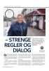 - STRENGE REGLER OG DIALOG