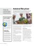 Sveriges regjering løfter velferden