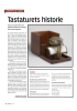 Tastaturets historie