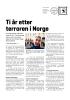 Ti år etter terroren i Norge