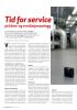 Tid for service på klima- og ventilasjonsanlegg