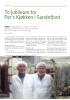 To jubileum for Per's Kjøkken i Sandefjord
