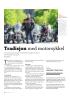 Tradisjon med motorsykkel