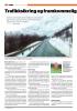 Trafikksikring og framkommelig het øverst på korona-ønskelista