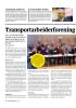 Transportarbeiderforening Nord er etablert