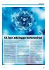 UL kan ødelegge koronavirus