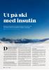 Ut på ski med insulin