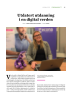 Utdatert utdanning i en digital verden