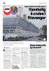 Vanskelig å cruise i Stavanger