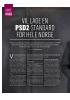 VIL LAGE EN PSD2-STANDARD FOR HELE NORGE