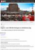 1. mai 2020: Digital 1. mai: Slik blir feiringen av arbeidernes dag