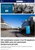 101 redaktører svarer: 9 av 10 opplever ikke NRK som sin nærmeste konkurrent på nett
