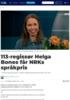 113-regissør Helga Bones får NRKs språkpris