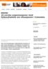 16 norske organisasjoner med fellesuttalelse om situasjonen i Colombia