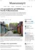 170 permitterte på Stiftelsen Norsk Folkemuseum