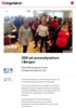 200 på preanalysekurs i Bergen
