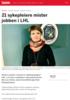 21 sykepleiere mister jobben i LHL