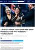 2.500 TV-seere raste mot NRK etter Melodi Grand Prix-fadesen: - Telefonstorm