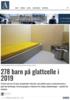 278 barn på glattcelle i 2019