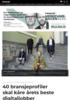 40 bransjeprofiler skal kåre årets beste digitaljobber