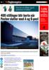 400 stillinger blir borte når Posten slutter med A og B-post