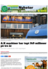 A-K maskiner har tapt 149 millioner på tre år