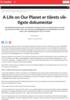 A Life on Our Planet er tiårets viktigste dokumentar