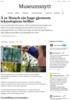 Å se Munch sin hage gjennom teknologiens briller